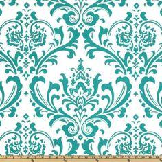 54'' Wide Premier Prints Traditions True Turquoise Fabric By The Yard by Premier Fabrics, http://www.amazon.com/dp/B004MCHBBS/ref=cm_sw_r_pi_dp_zNsiqb0CEJZWG