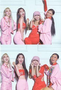 Check out Mamamoo @ Iomoio Kpop Girl Groups, Korean Girl Groups, Kpop Girls, J Pop, Wheein Mamamoo, Mamamoo Album, Solar Mamamoo, E Dawn, Soyeon