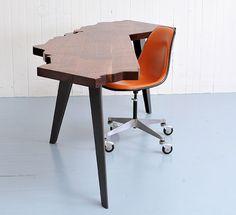 California desks by j. rusten