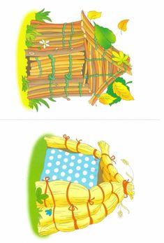 Играем в сказку. ТРИ ПОРОСЕНКА. Обсуждение на LiveInternet - Российский Сервис Онлайн-Дневников Toddler Learning, Teaching Kids, Flannel Board Stories, Traditional Tales, Paper Animals, Three Little Pigs, Art Drawings For Kids, Finger Puppets, Stories For Kids