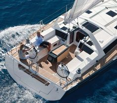Beneteau Oceanis 48 Sailing Yacht - oh dream on Malcolm!  This is going to be moored at the Nassau marina and I am going to take weeks and months off sailing around the islands.