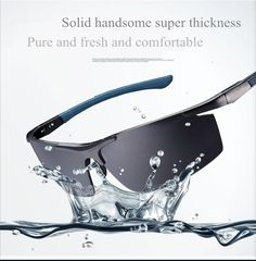 2016-Polarized-Mens-Sunglasses-Outdoor-Sports-Aviator-Eyewear-Driving-Glasses