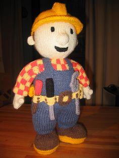 Bob the Builder by strickmuhle, via Flickr