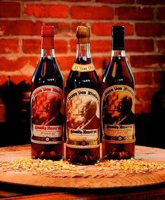 old rip van winkle bourbon | Pappy Van Winkle Bourbon Stolen from Buffalo Trace Distillery, a $26K ...