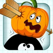 A Stickman Pumpkin Shooting Showdown #Halloween Edition Game