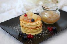 American Pancakes, ein sehr leckeres Rezept aus der Kategorie USA & Kanada. Bewertungen: 79. Durchschnitt: Ø 4,6.