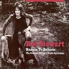 ROD STEWART - REASON TO BELIEVE: THE COMPLET MERCURY STUDIO RECORDINGS (BOX SET)