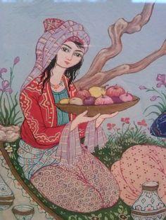 Ömer Faruk Atabek - Sevgiliye İkram - detay