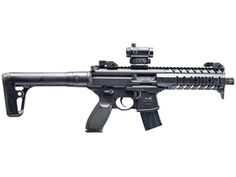 Sig Sauer MPX Air Rifle Pellet Synthetic Stock Matte BarrelFind our speedloader now!  http://www.amazon.com/shops/raeind