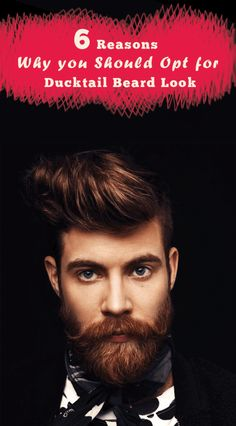 Growing a Ducktail beard is not easy for all, but simple for few. Here are 6 Reasons Why you Should Opt for Ducktail Beard Look. Beard Styles For Men, Hair And Beard Styles, Hair Styles, Beard Growth, Beard Care, Beard Designs, Beard Look, Grey Beards, Perfect Beard