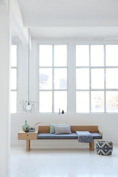 wohnung mit minimalistischem weisem interieur design new york, 9 besten minimalistisch wohnen bilder auf pinterest in 2018, Design ideen