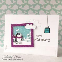 handmade cards by Nicole Vögeli