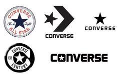 Converse history logos - Via i heart brand Converse Logo, Converse All Star, Converse Shoes, Magic Johnson, Logo Evolution, Larry Bird, Sports Brand Logos, Sports Logo, Sports Bulletin Boards