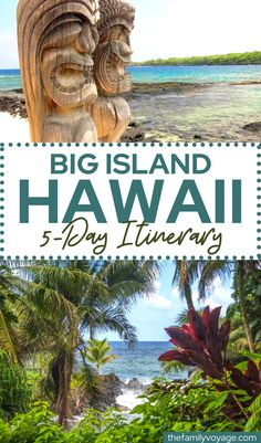 Hawaii travel is always so spectacular that you have to explore this island! Check out the perfect 5 day Big Island itinerary to jump start your planning! Things to do on Big Island, where to stay on Big Island, restaurants & more!