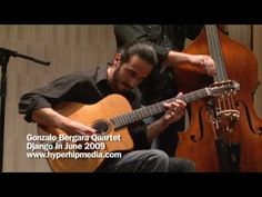Coquette - The Gonzalo Bergara Quartet - YouTube