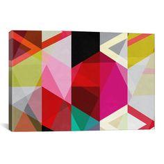 Found it at Wayfair - 'Modern Art View Through a Kaleidoscope' Graphic Art on Canvas http://www.wayfair.com/daily-sales/p/Statement-Making-Wall-Art-%27Modern-Art-View-Through-a-Kaleidoscope%27-Graphic-Art-on-Canvas~ICAN9237~E15578.html?refid=SBP.rBAZEVSHkSu0IkcDeX9aAn3HESzUpUITrrOkZ_k9A6w