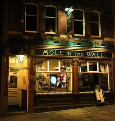 Pub. love the name