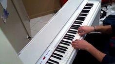 Coordination des deux mains au piano - exercice 1