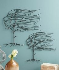 Whispering Willow Wall Hangings from http://www.ltdcommodities.com/