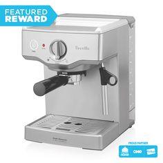 Breville Cafe Venezia Espresso Maker #flybuysnz #breville #910points #OFHNZ