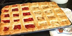 Texas Sheet Pie, easy and great for that quick, spur of the moment dessert.