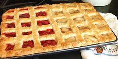 Texas Sheet Pie-I love this idea!