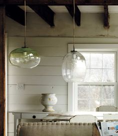 Large Round Glass Pendant Light Soul Speak Designs