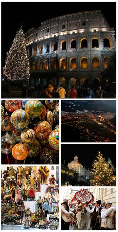Where To Spend Christmas In Italy. Beautiful. @Stephanie Peay You coming with me? 1/2 Germany 1/2 Italy? : )