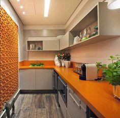 Cuisine d'orange - Orange est une couleur brillante joyeuse et animée – Viemode