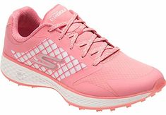 Goga max insoles in these womens eagle golf shoes by Skechers provides next generation cushioning and support! Ladies Golf, Women Golf, Golf Books, Womens Golf Shoes, Golf Gifts, Golf Fashion, Best Player, Rain Wear, Golf Outfit