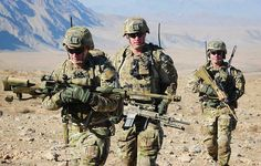 ACT OF HONOR An Australian Army sniper cell from the Australian Mentoring Task Force on patrol in Uruzgan Province, Afghanistan: Military Gear, Military Police, Military Weapons, Military Deployment, Navy Military, Gi Joe, Australian Special Forces, Australian Defence Force, Military Special Forces
