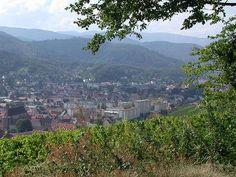 Vue de guebwiller route des vins d alsace guide du tourisme de l alsace