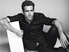 Enjoy 20 beautiful pictures of the one and only Ryan Reynolds <3 <3 Obsession <3 <3