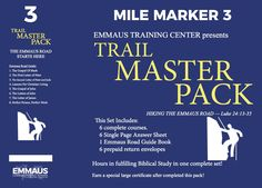 Mile Mark 3 – Trail Master Pack