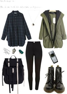 """""""Past. """" by ielox3 on Polyvore"""