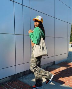 Trendy Outfits, Cute Outfits, Fashion Outfits, Fashion Trends, Casual Trends, Types Of Fashion Styles, Streetwear Fashion, Baddies, Fitspo