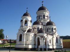 Another Eastern Orthodox church - Căpriana Monastery, Căpriana, Moldova
