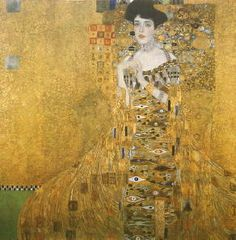 Oprah's painting is one of two formal portraits that Klimt made of Jewish woman Adele Bloch-Bauer. The first - Portrait of Adele Bloch-Bauer I - became the subject of Hollywood film The Woman in Gold starring Helen Mirren Renoir, Art Klimt, Most Expensive Painting, Expensive Art, Art Nouveau, Woman In Gold, Willem De Kooning, Pics Art, Art Pictures