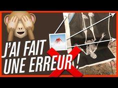 (2) J'AI FAIT UNE ERREUR ! (CORRECTION DU 1M x 2M) - YouTube