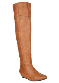 Ivy Over The Knee Boot  Was: $34.50  Now: $20.00
