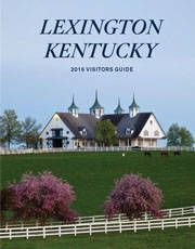 Top ten things to do in Lexington, Kentucky: Horse Capital of the World.