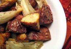 Recipe:  Rosemary Roast Potatoes