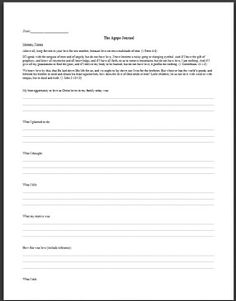 Biblical Marriage Counseling Worksheets - biblical pre marriage ...