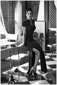 Michelle Lewin Alghero Italia