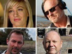 60 Minutes reporter Tara Brown remains under arrest in Beirut along with senior producer Stephen Rice, cameraman Ben Williamson and sound recordist David Ballment.