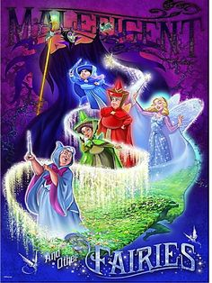 Maleficent and Other Fairies