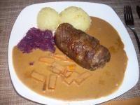 Rezept Weltbeste Rouladen einfach und schnell von Na Dja - Rezept der Kategorie Hauptgerichte mit Fleisch