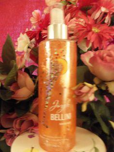 NIB Bath and Body Works Jingle Bellini Shimmer Mist 8 oz. ~ Retired~ #BathBodyWorks
