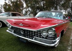 1959 Buick Electra 225 Convertible, front