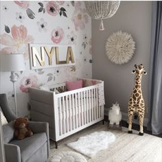 Jolie Wallpaper Baby Room Snursery Ideas